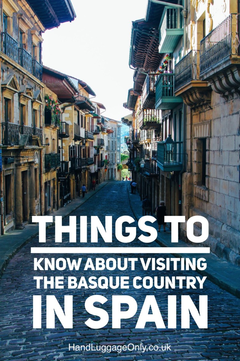 9 Things To Know About Visiting The Basque Country In Spain