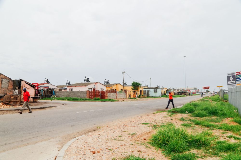 Visiting A South African Township In Port Elizabeth (5)