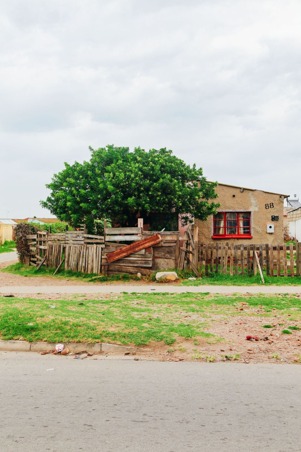 Visiting A South African Township In Port Elizabeth (9)