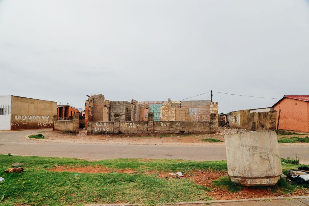 Visiting A South African Township In Port Elizabeth (31)