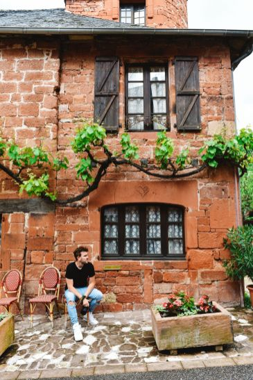 This Is The Most Beautiful Village In France - Collonges-La-Rouge (13)