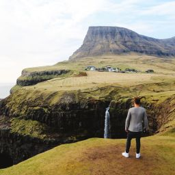 The Most Amazing Waterfall In The Faroe Islands! (21)