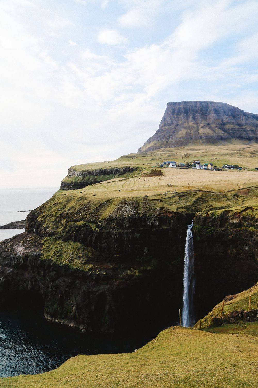 The Most Amazing Waterfall In The Faroe Islands! (22)
