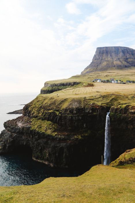 The Most Amazing Waterfall In The Faroe Islands! (26)
