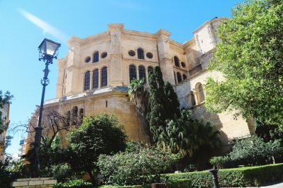 Photo Diary: A Jaunt Through The City of Malaga In Spain (19)