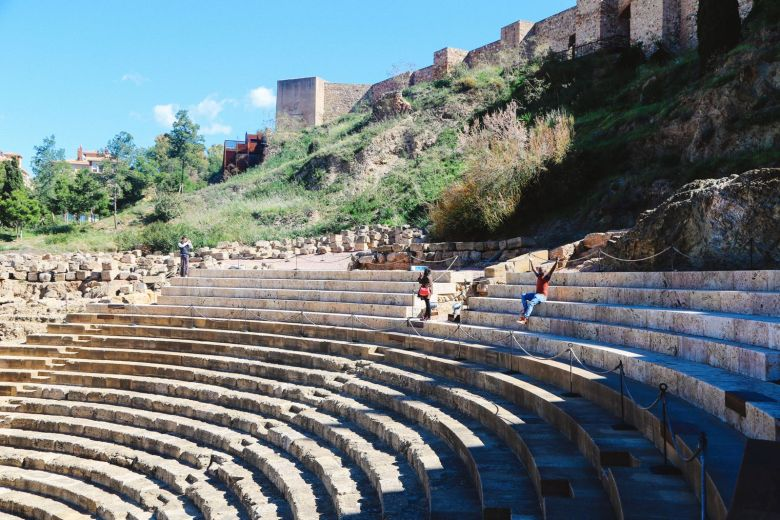 Photo Diary: A Jaunt Through The City of Malaga In Spain (22)