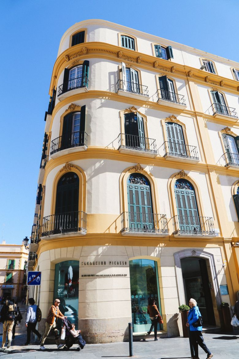 Photo Diary: A Jaunt Through The City of Malaga In Spain (29)