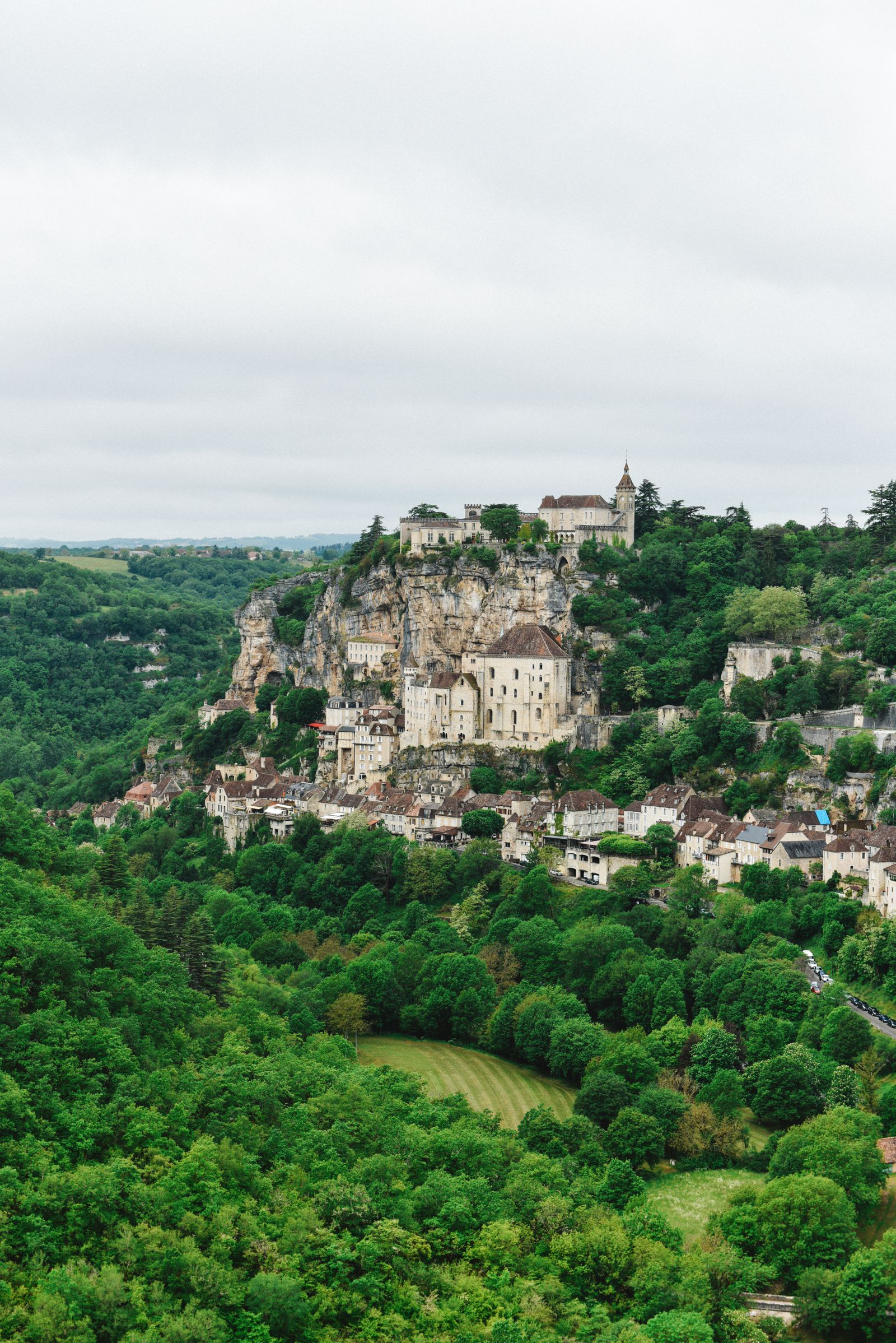 This Is The Most Dramatic Village In France - Rocamadour (6)