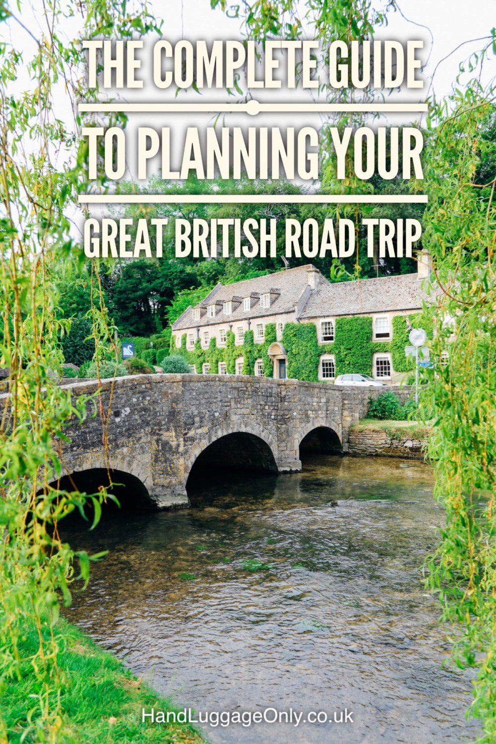 The Complete Guide To Planning Your Great British Road Trip (2)