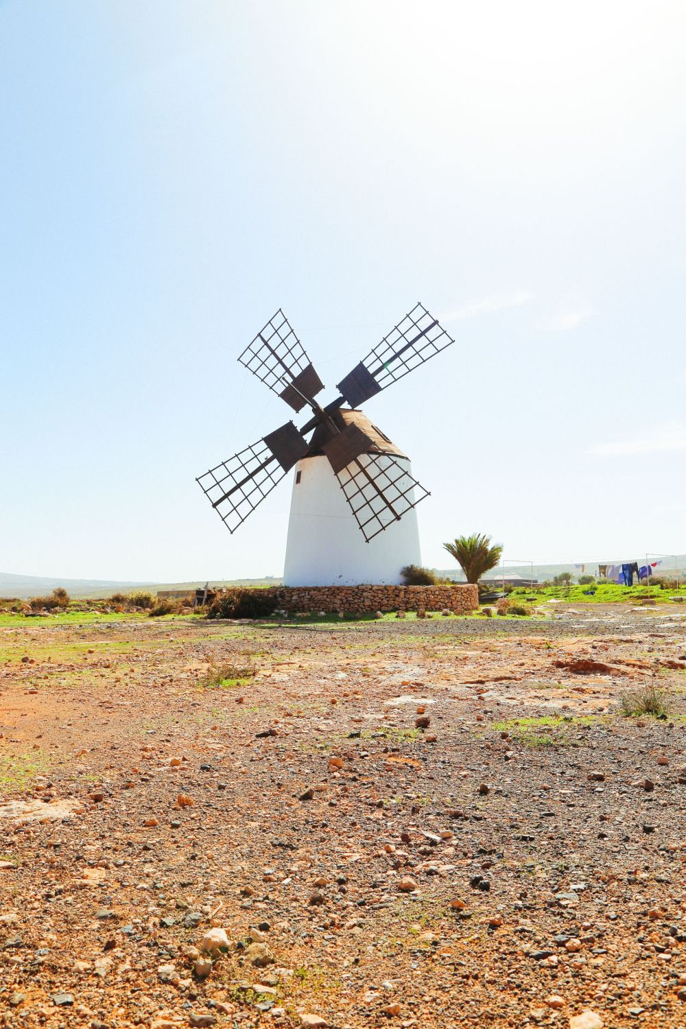 Windmills, Mountains, Little Farms And Sleepy Towns... In Fuerteventura, The Canary Islands (1)