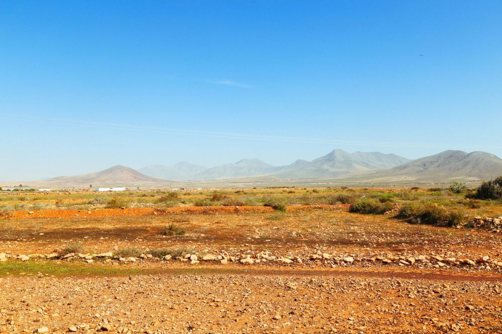 Windmills, Mountains, Little Farms And Sleepy Towns... In Fuerteventura, The Canary Islands (3)