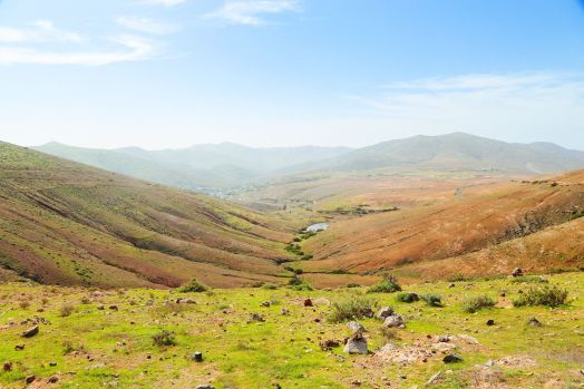 Windmills, Mountains, Little Farms And Sleepy Towns... In Fuerteventura, The Canary Islands (4)