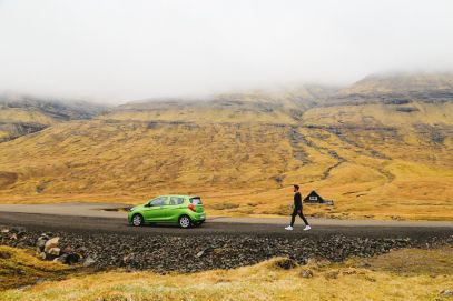Exploring The Faroe Island's Rugged Buttercup Routes... (48)