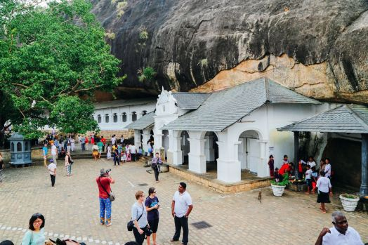 Dambulla Cave Temple And A Trip To Kandy, Sri Lanka (11)