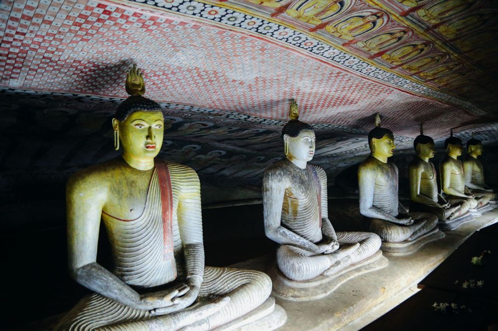 Dambulla Cave Temple And A Trip To Kandy, Sri Lanka (22)