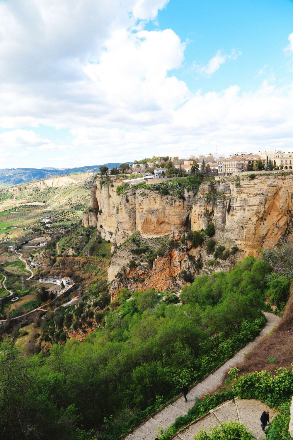 "A Visit To Ronda - The Spanish City 'Pulled Apart By The gods"" (41)"