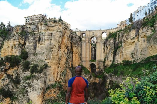 "A Visit To Ronda - The Spanish City 'Pulled Apart By The gods"" (43)"