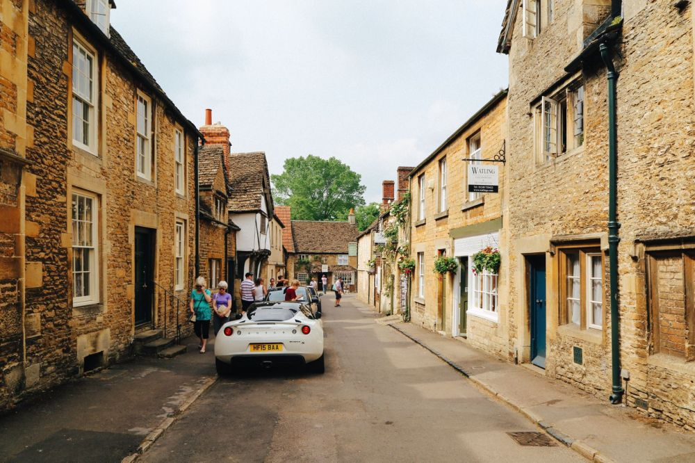 Inside The Beautiful Cotswolds Village Of Lacock... (15)
