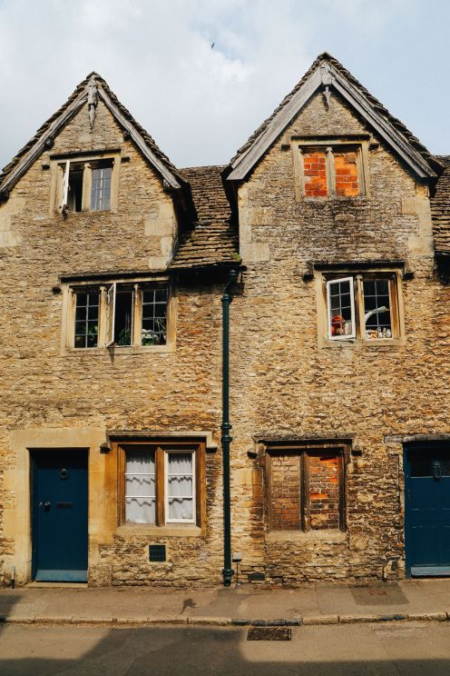 Inside The Beautiful Cotswolds Village Of Lacock... (6)