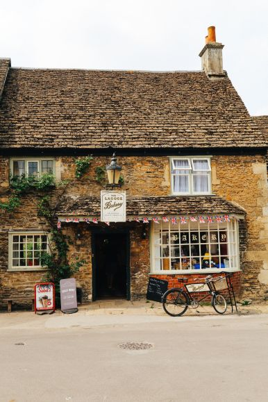 Inside The Beautiful Cotswolds Village Of Lacock... (18)