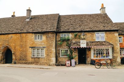 Inside The Beautiful Cotswolds Village Of Lacock... (19)