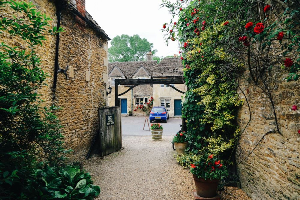 Inside The Beautiful Cotswolds Village Of Lacock... (22)