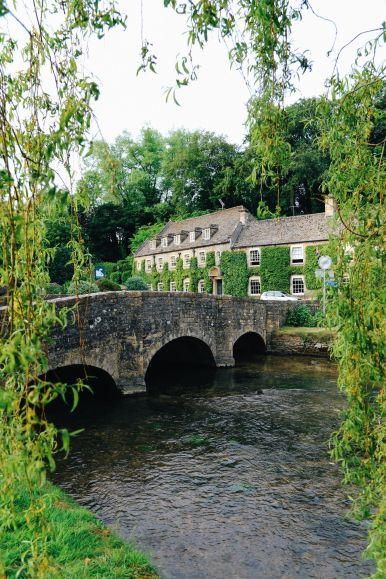 In Search Of The Most Beautiful Street In England - Arlington Row, Bibury (14)