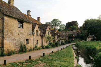 In Search Of The Most Beautiful Street In England - Arlington Row, Bibury (18)