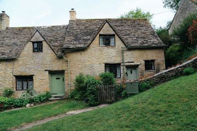 In Search Of The Most Beautiful Street In England - Arlington Row, Bibury (24)