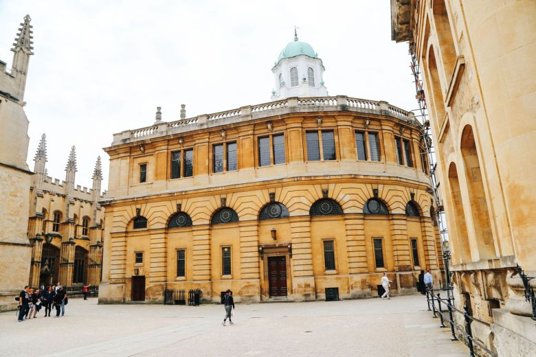 Sunny Days In Oxford! (8)
