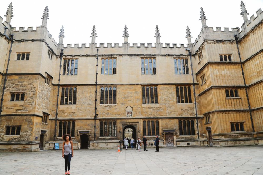 Sunny Days In Oxford! (9)