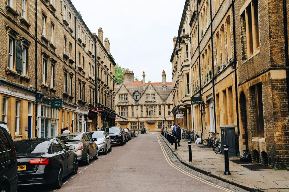 Sunny Days In Oxford! (47)
