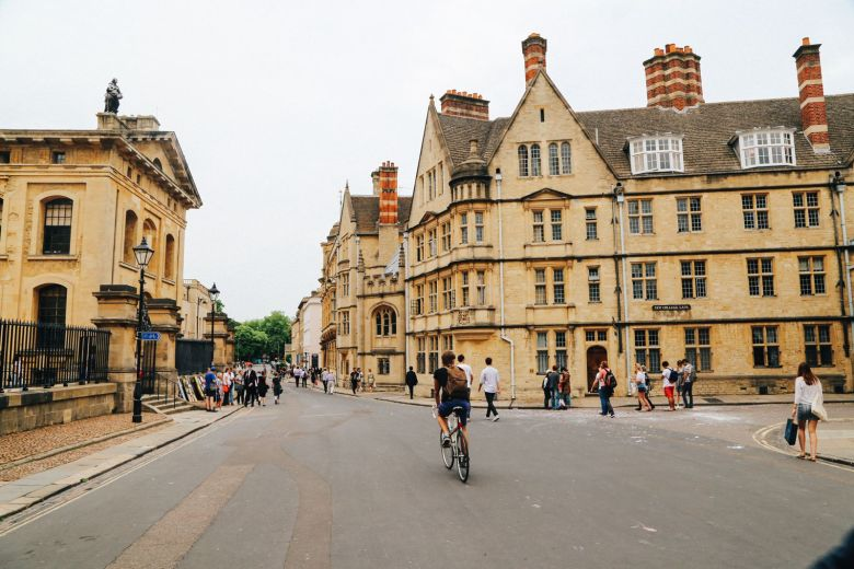 Sunny Days In Oxford! (56)