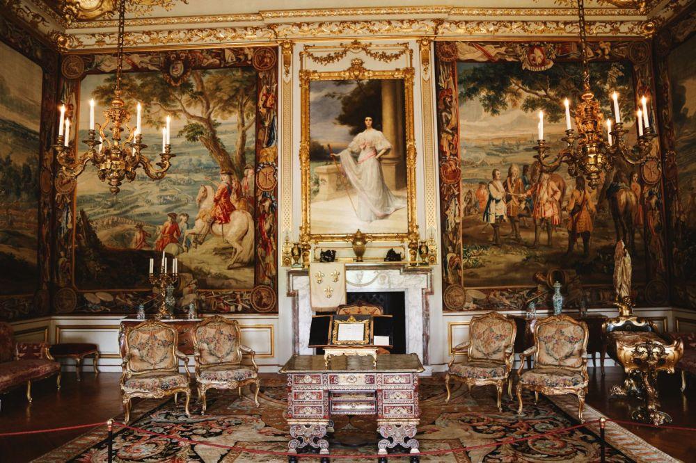 Visiting Blenheim Palace... (And The Marlborough Maze!) (25)