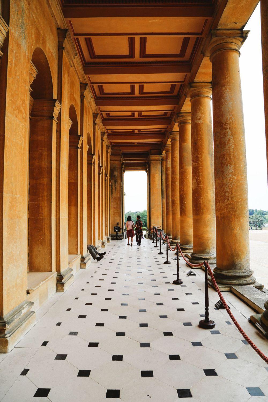 Visiting Blenheim Palace... (And The Marlborough Maze!) (34)