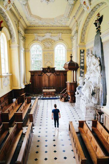Visiting Blenheim Palace... (And The Marlborough Maze!) (35)
