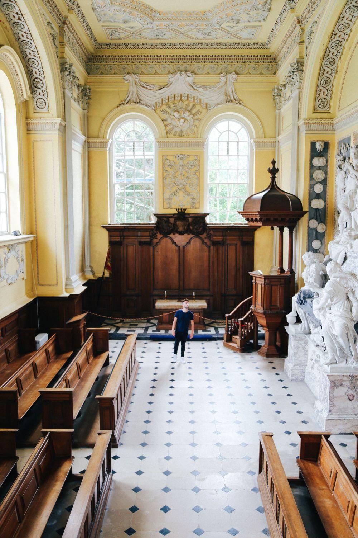 Visiting Blenheim Palace... (And The Marlborough Maze!) (36)
