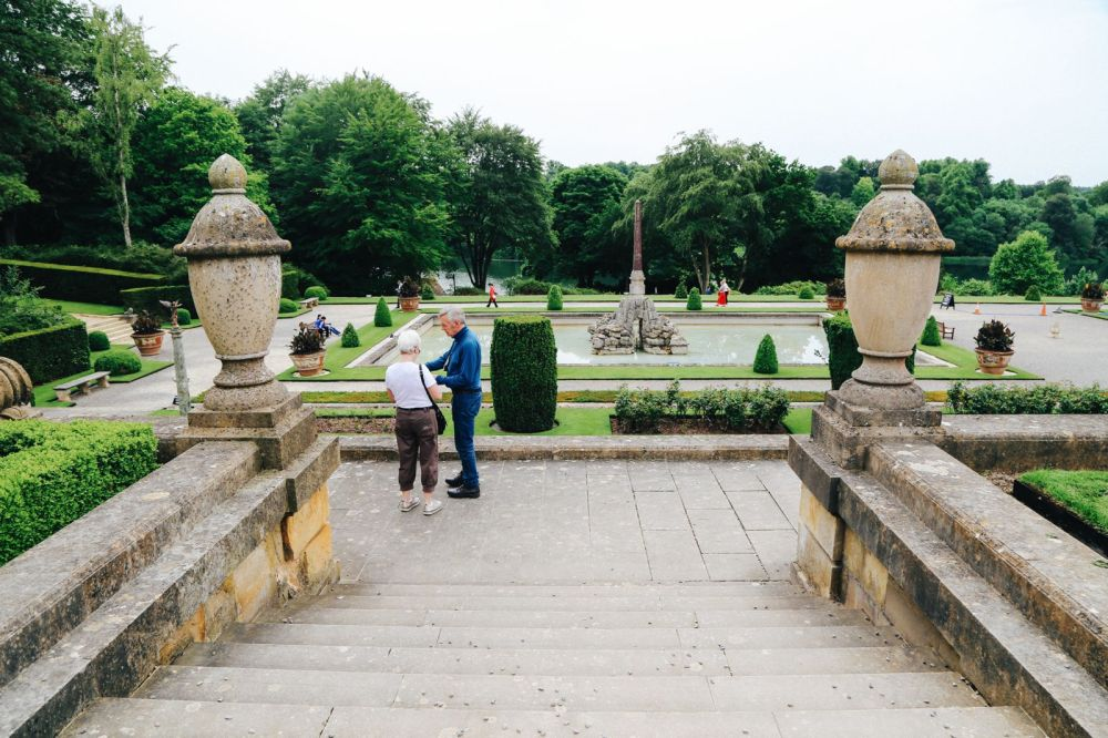 Visiting Blenheim Palace... (And The Marlborough Maze!) (43)