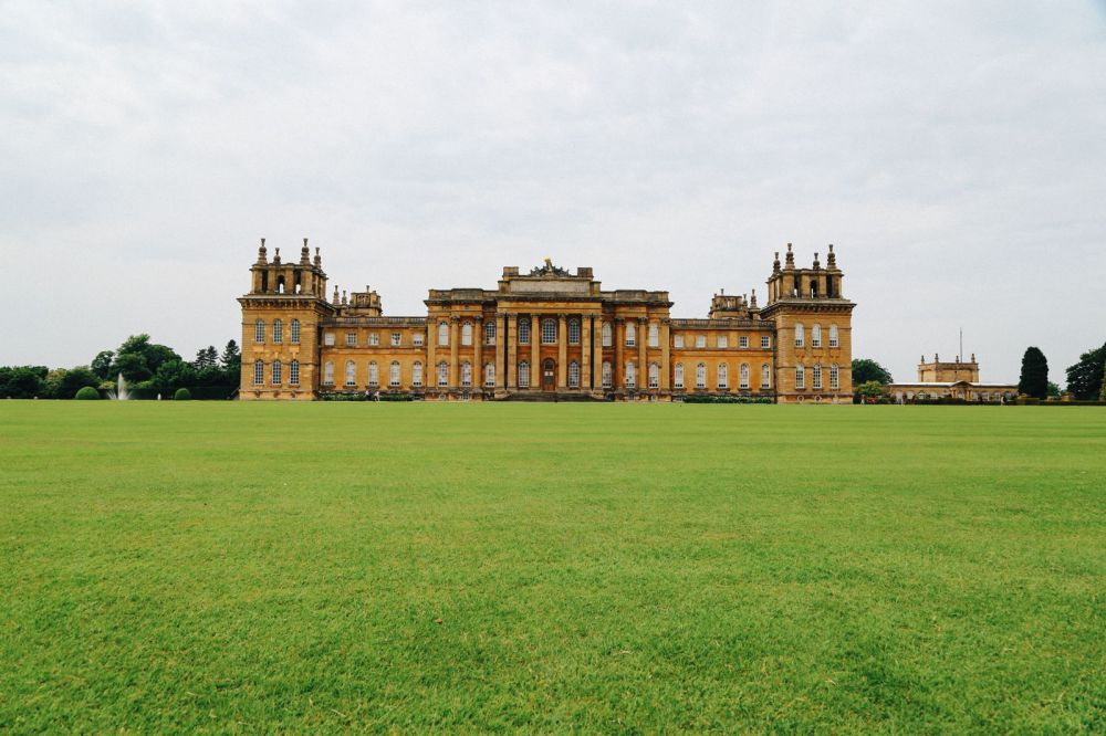 Visiting Blenheim Palace... (And The Marlborough Maze!) (55)