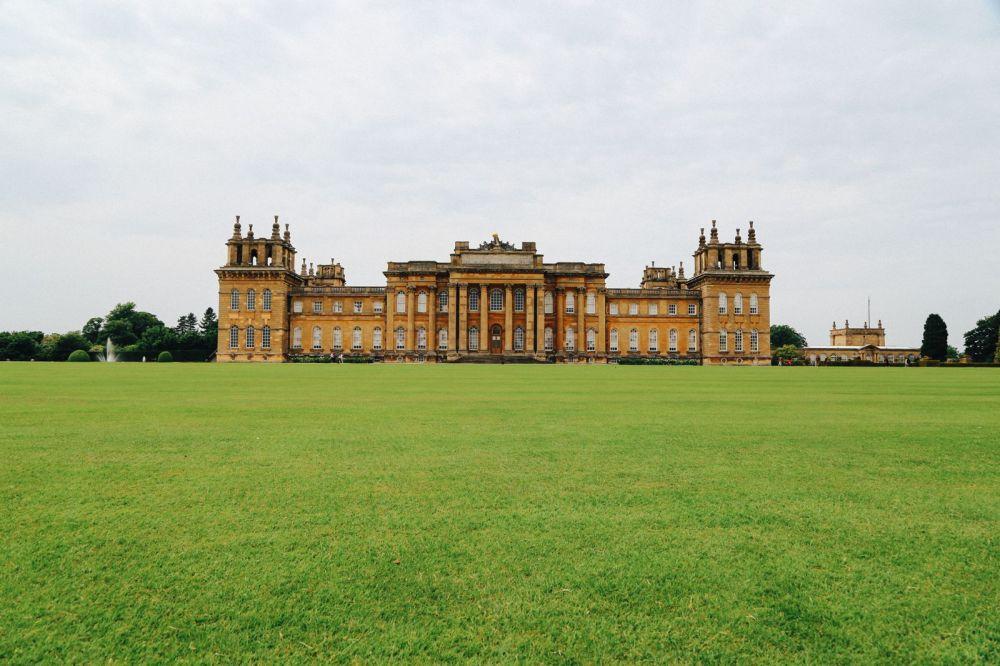 Visiting Blenheim Palace... (And The Marlborough Maze!) (55)