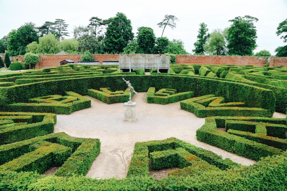Visiting Blenheim Palace... (And The Marlborough Maze!) (69)
