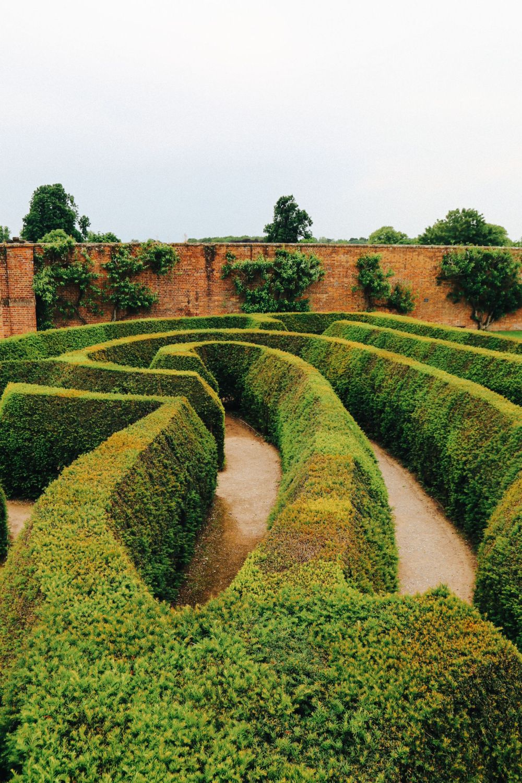 Visiting Blenheim Palace... (And The Marlborough Maze!) (71)