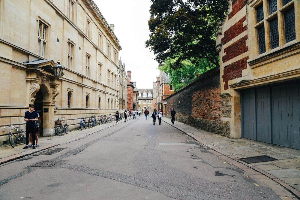 Returning To Grand Old Cambridge! (7)