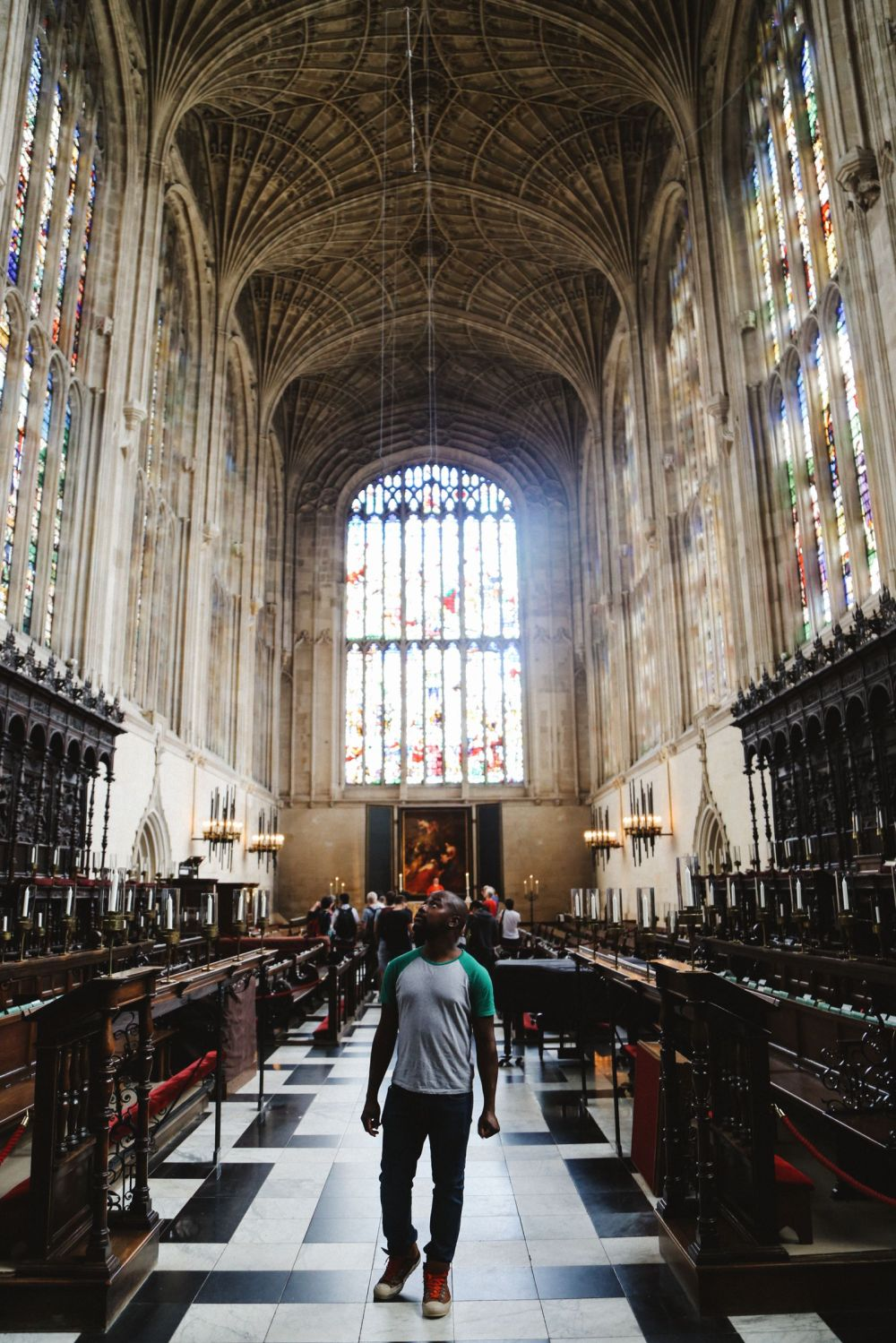 Returning To Grand Old Cambridge! (20)