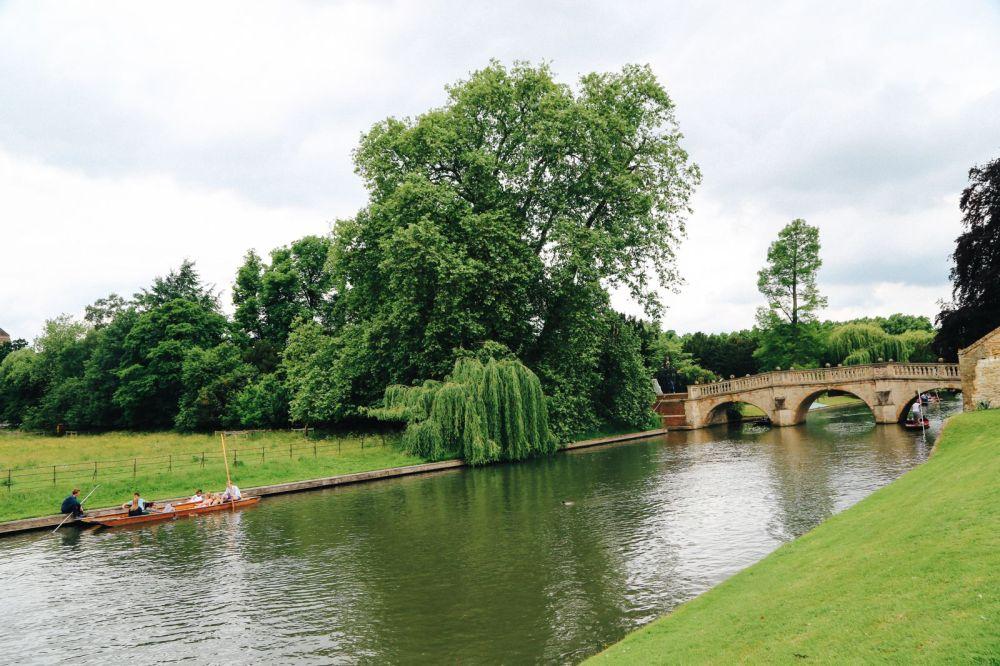 Returning To Grand Old Cambridge! (30)