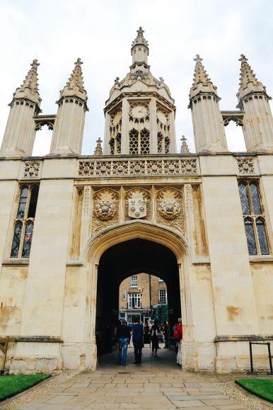 Returning To Grand Old Cambridge! (40)