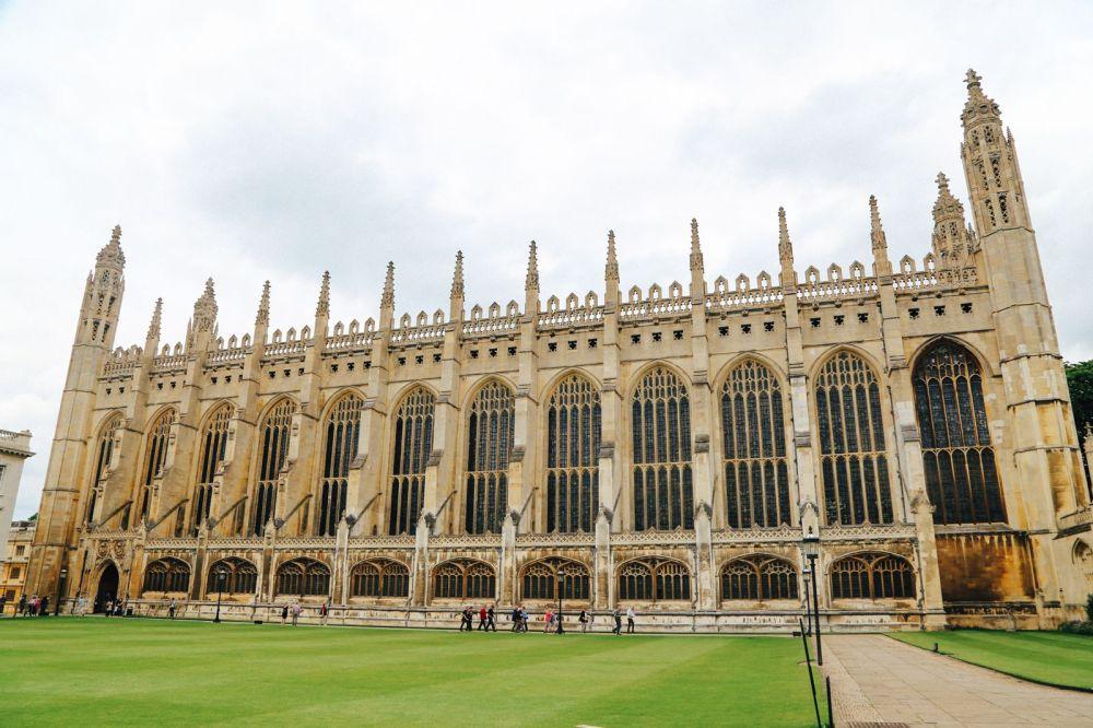 Returning To Grand Old Cambridge! (42)