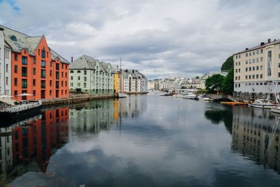 Arrival In Alesund, Norway - The Start Of Our Norwegian Road Trip! (44)
