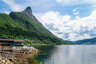 Alesund To Solavågen To Festoy To Leknes To Oye... One Of Norway's Most Scenic Driving Routes (9)