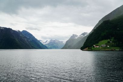 Alesund To Solavågen To Festoy To Leknes To Oye... One Of Norway's Most Scenic Driving Routes (24)
